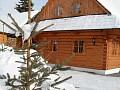 Liptovská drevenica - Zima